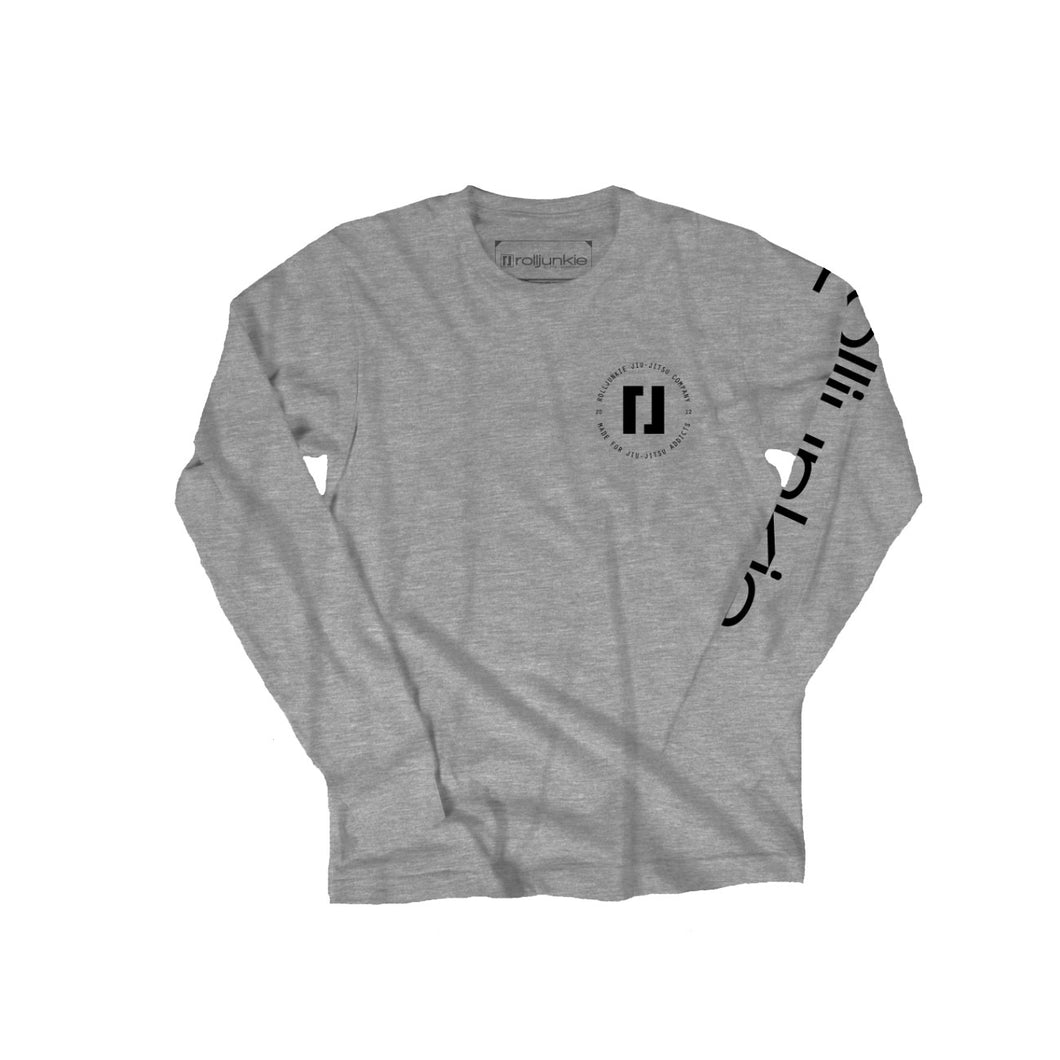 Long Sleeve Jiu Jitsu Shirt