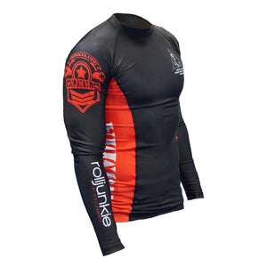 NJMMAA BJJ Rash Guards