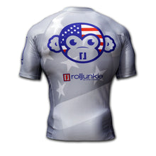Patriot BJJ MMA Rash Guard