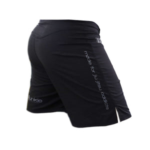 slim fit bjj mma shorts