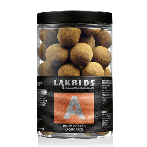 BIG A – Choc Coated Liquorice
