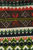 Fair Isle Print Dog Clothes