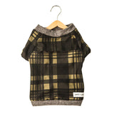 the babe - hunter plaid