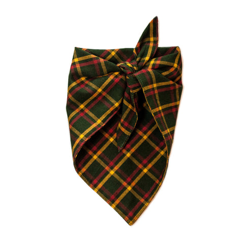 the henry - green plaid