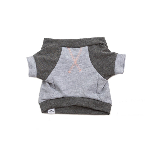 the kellan—gray + rose stitch