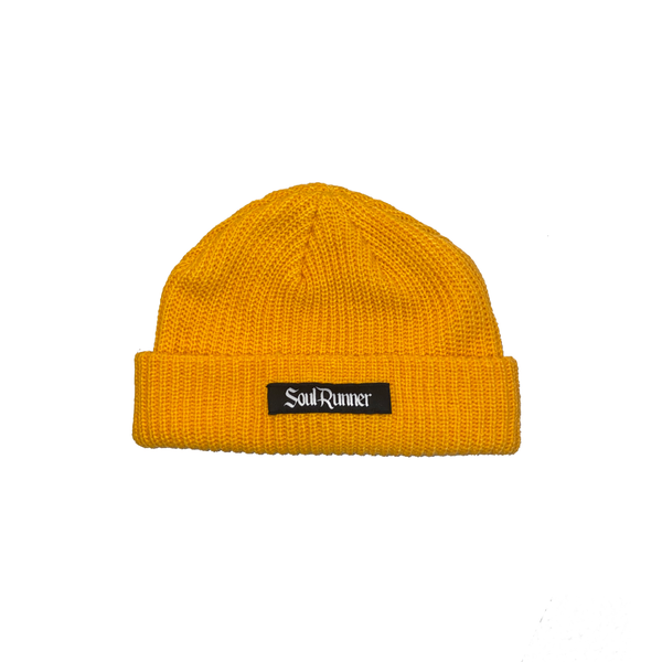 Soul Runner by Tyreek Hill Champion Tour Gold Beanie