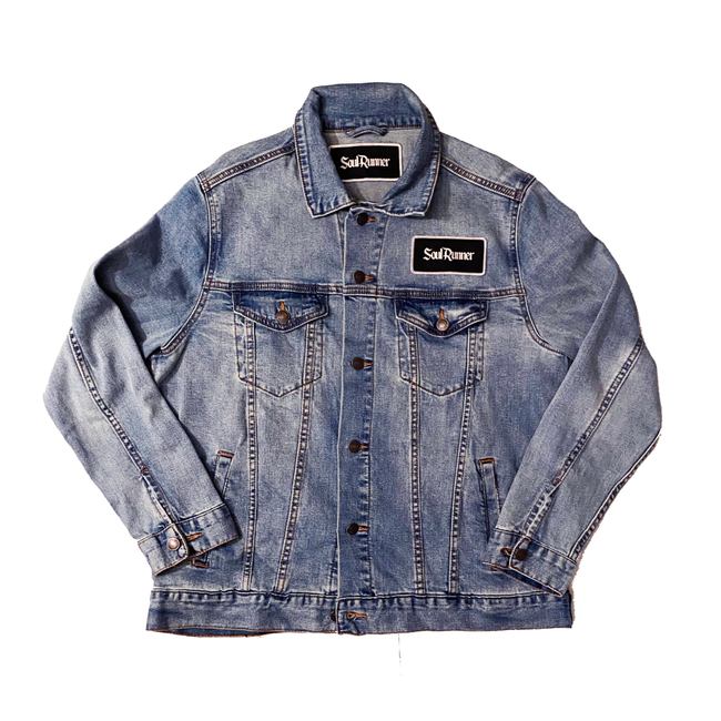 Soul Runner by Tyreek Hill Champion Tour Denim Trucker Jacket