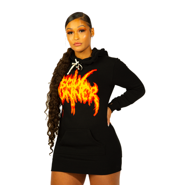 Soul Runner by Tyreek Hill Champion Tour Women's Hoodie Dress
