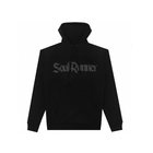 Soul Runner Black On Black Premium Hoodie