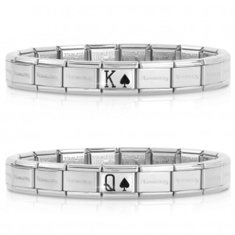 King & Queen Promotion Bracelet Set