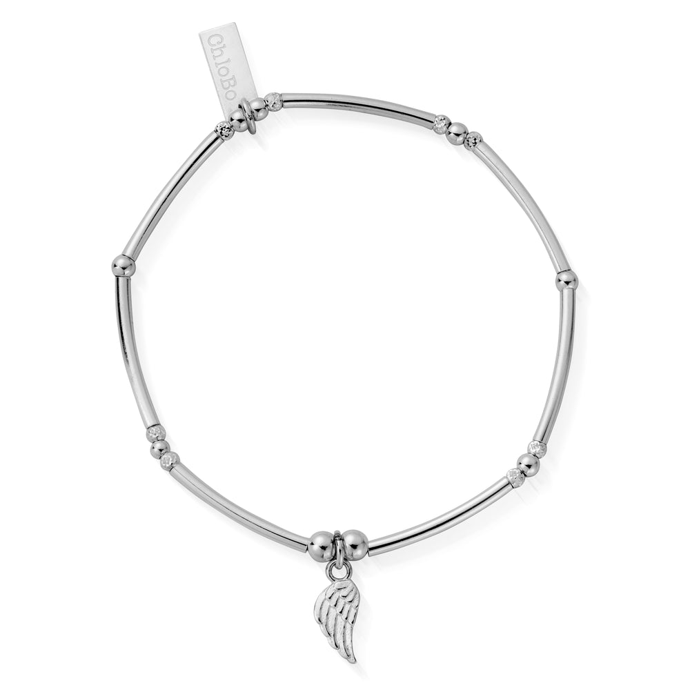 Divinity Within Bracelet Silver