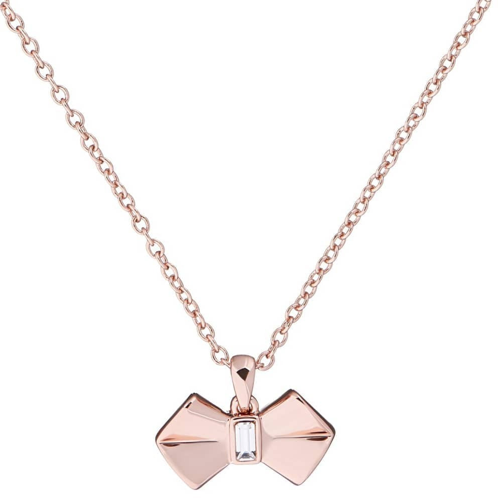 Sarrah Necklace Rose