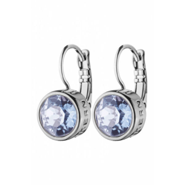 Louise SS Light Sapphire Earrings