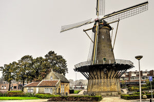 The History of the Wind Mill