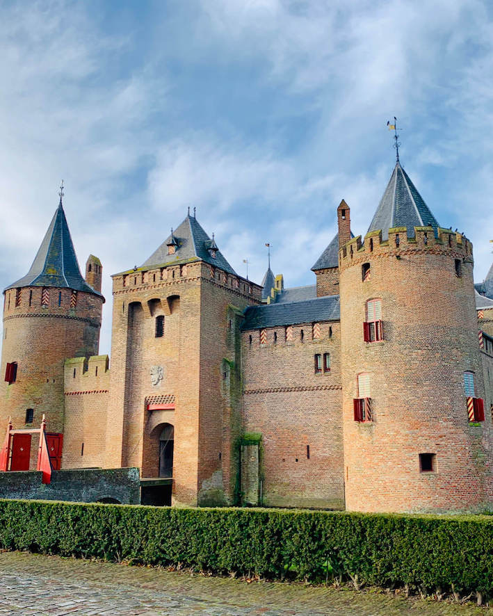 Day Trip Miuderslot Castle Amsterdam Private Tour