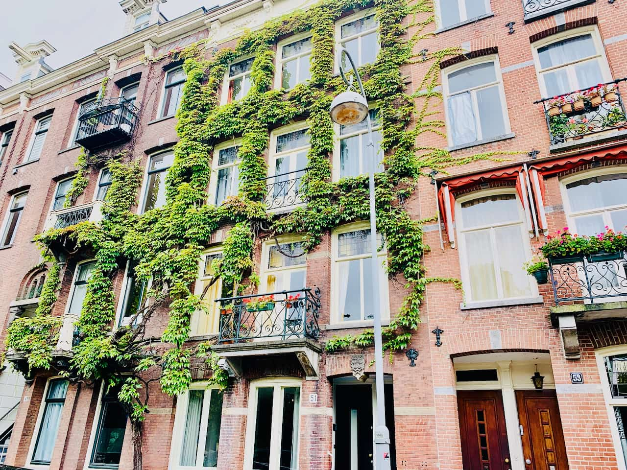 Discover hidden places of Amsterdam with this private walking tour