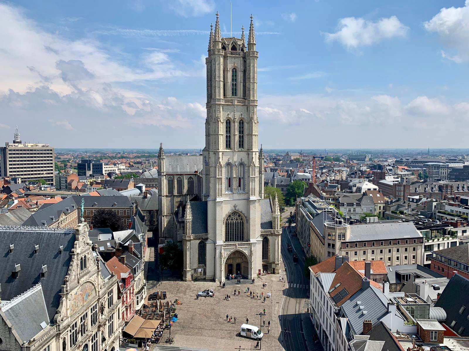 Ghent, Belgium (Day Trip) with Tulip Day Tours