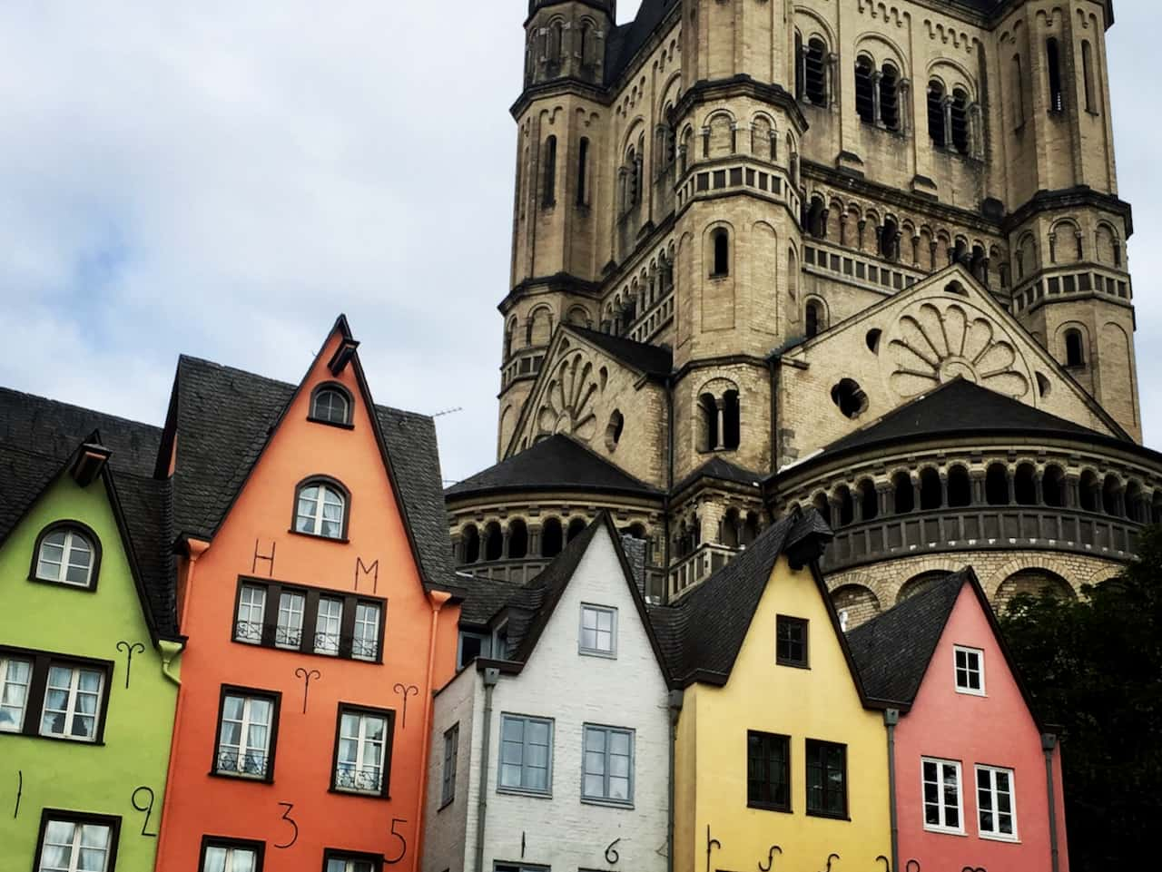 full day tour from Holland to Cologne in Germany with Tulip  Tours