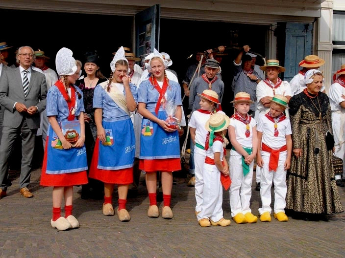 Traditional clothing Edam