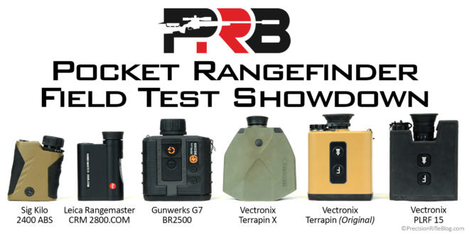 Pocket Range Finder Field Test Showdown