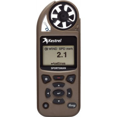 Kestrel 5700 Sportsman Weather Meter with Applied Ballistics