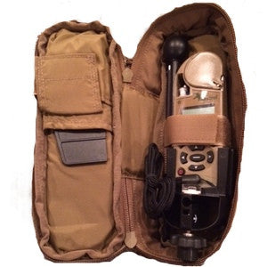 Berry Compliant Molle Case for Heat Stress Trackers