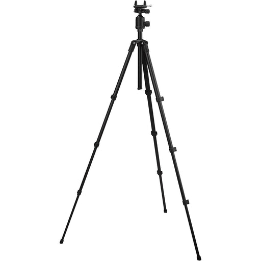 Collapsible Tripod with Clamp