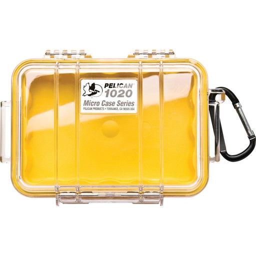 Pelican 1020 Micro Case / Clear Lid