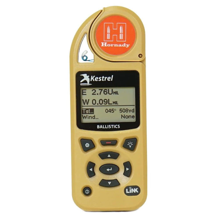 Kestrel 5700 Ballistics Weather Meter with Hornady 4DOF