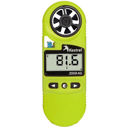 Kestrel 3550AG Spraying Weather Meter