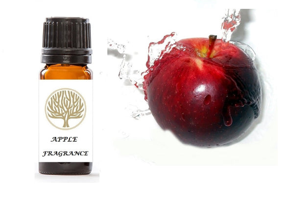 Apple Fragrance Oil 10ml - ekoface