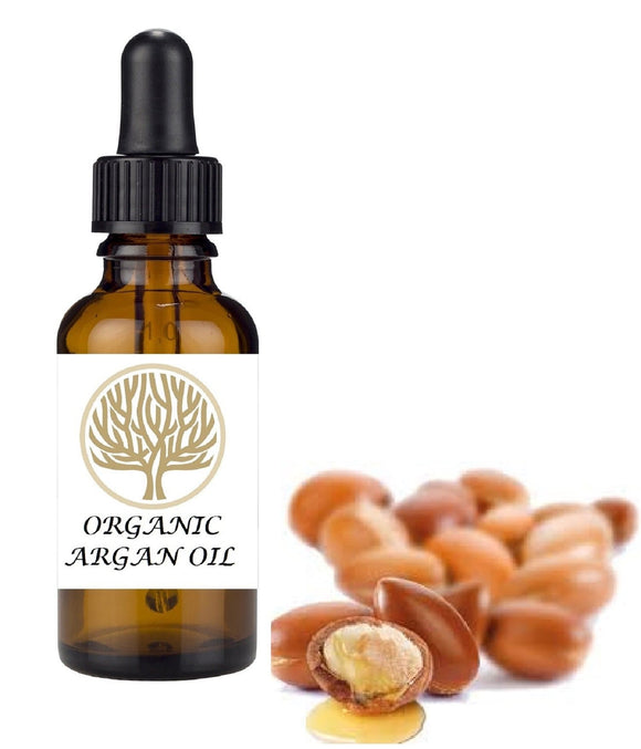 Organic Argan Face Oil - ekoface