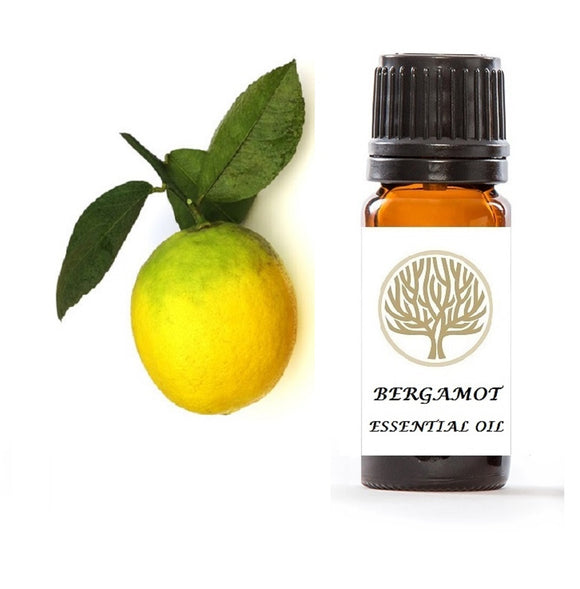 Bergamot Essential Oil 10ml - ekoface