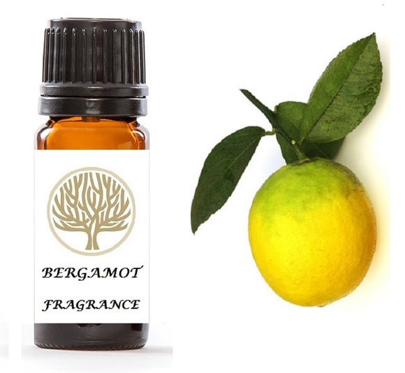 Bergamot Fragrance Oil 10ml - ekoface