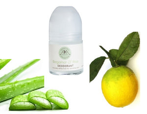 Bergamot & Aloe Roll-on Deodorant 50ml - ekoface