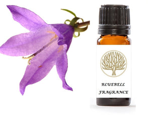 Bluebell Fragrance Oil 10ml - ekoface