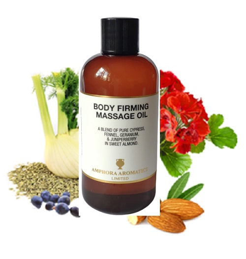 Body Firming Massage Oil 100ml - ekoface