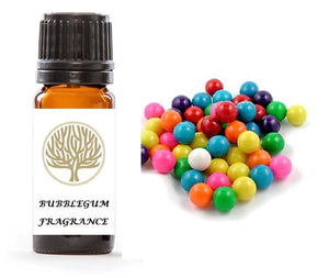 Bubblegum Fragrance Oil 10ml - ekoface