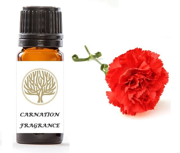 Carnation Fragrance Oil 10ml - ekoface