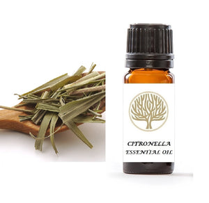 Citronella Essential Oil 10ml - ekoface