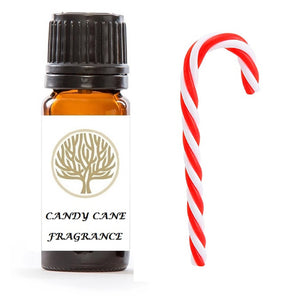 Candy Cane Fragrance Oil 10ml - ekoface