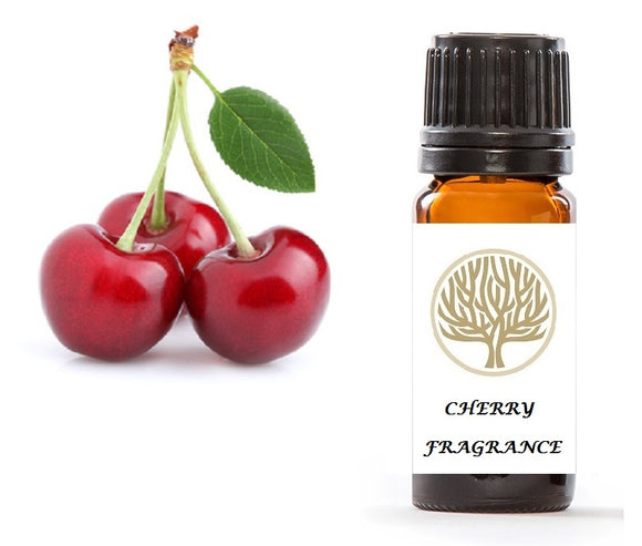 Cherry Fragrance Oil 10ml - ekoface