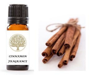 Cinnamon Fragrance Oil 10ml - ekoface