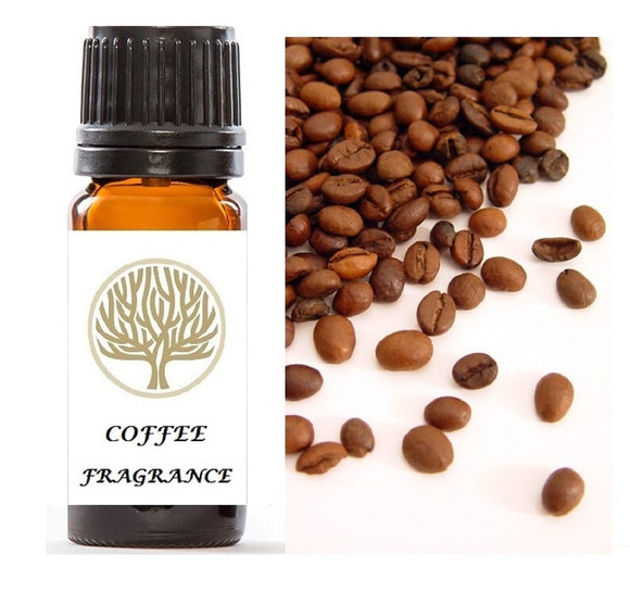 Coffee Fragrance Oil 10ml - ekoface