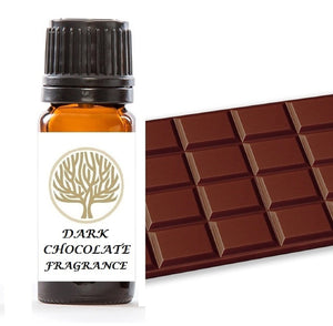Dark Chocolate Fragrance Oil 10ml - ekoface