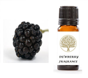 Dewberry Fragrance Oil 10ml - ekoface
