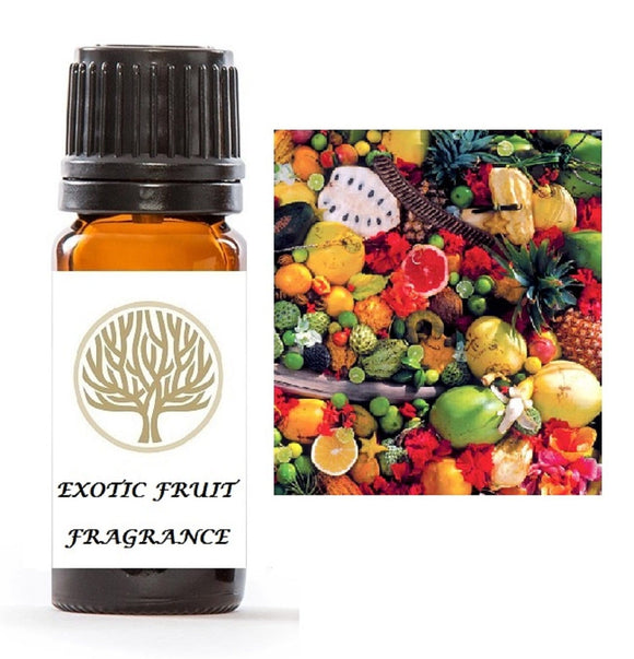 Exotic Fruit Fragrance Oil 10ml - ekoface