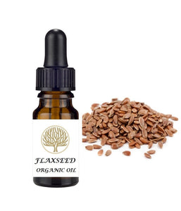 Organic Flaxseed Face Oil - ekoface