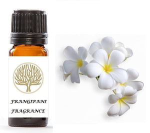 Frangipani Fragrance Oil 10ml - ekoface