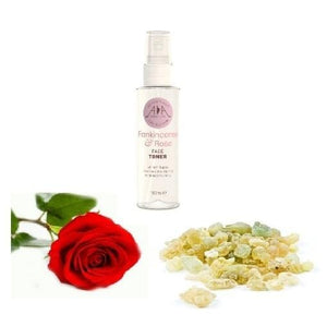 Frankincense & Rose Face Toner 150ml - ekoface